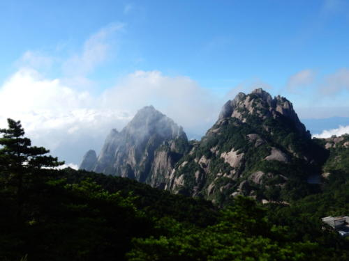 2018_04 Yellow Mountains Berge